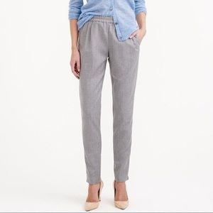 J. Crew Harlow Dress Pants Gray Size 10